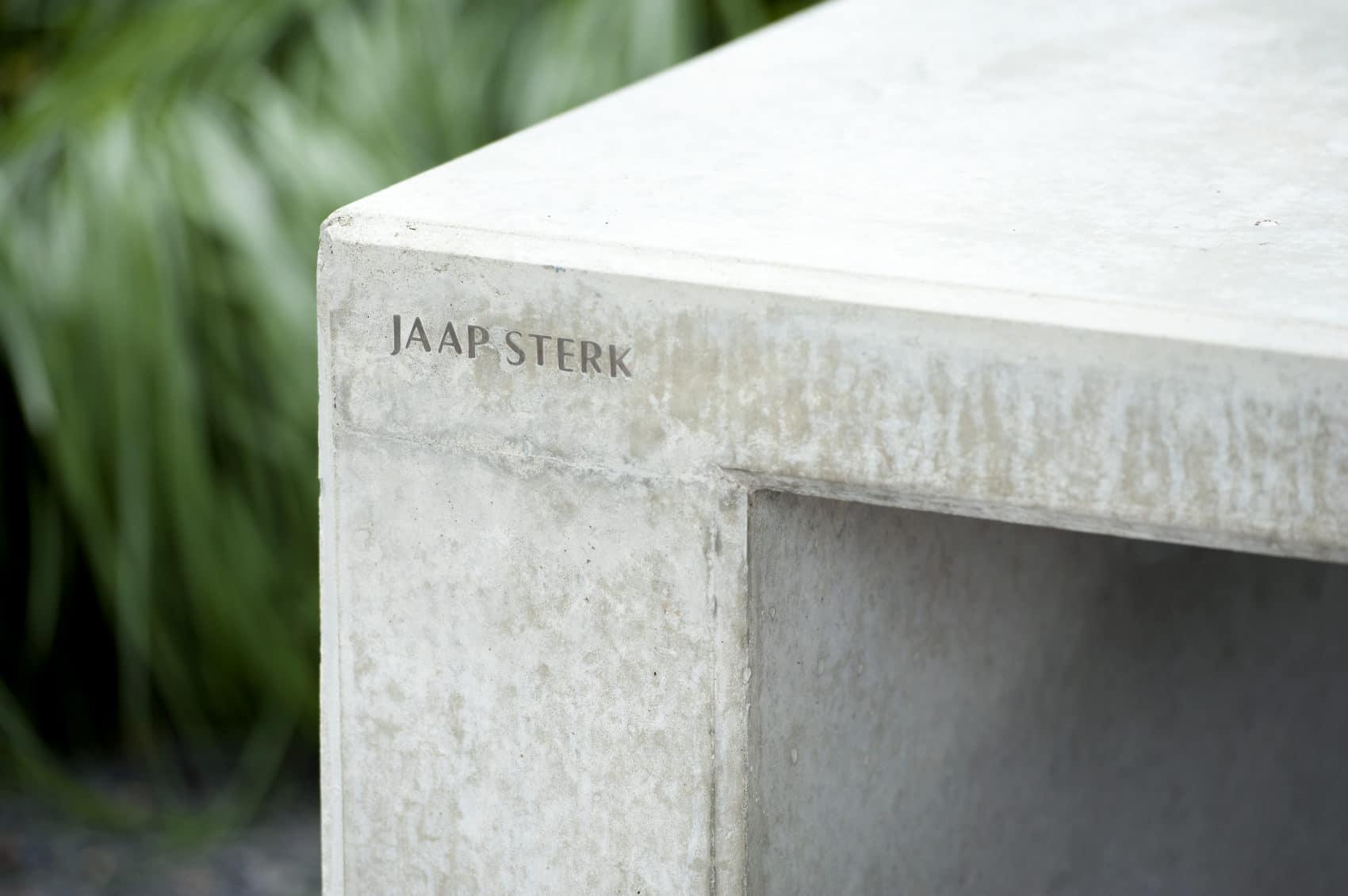 stoere XXL betontafel