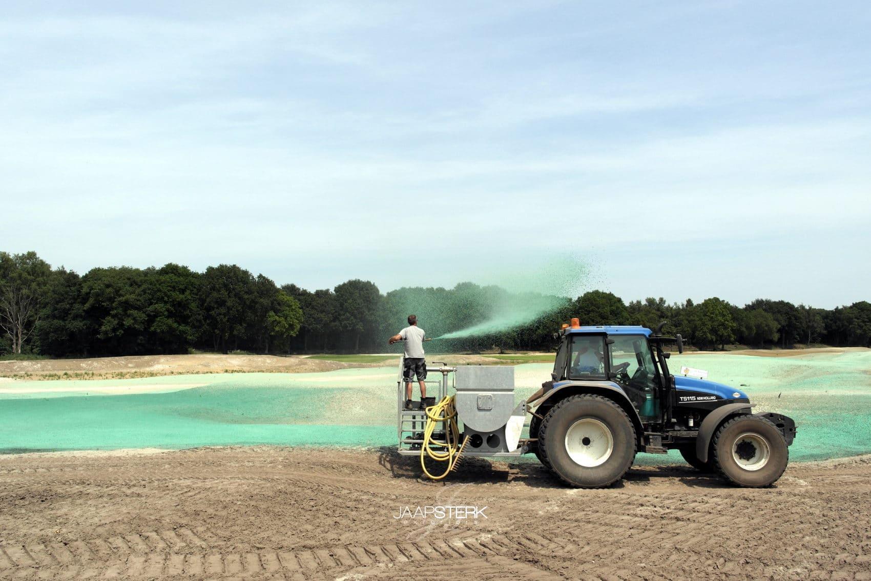 Hydroseeding nederland